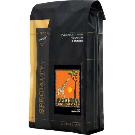 Кофе в зёрнах Уганда Бугишу, 1 кг