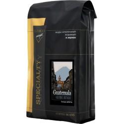 Кофе в зёрнах Гватемала АНТИГУА SHG, 1 кг