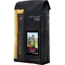 Кофе в зёрнах Мексика АЛЬТУРА, 1 кг