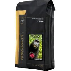 Кофе в зёрнах Руанда МУСАСА, 1 кг