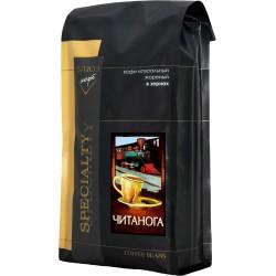 Кофе в зёрнах Эспрессо №1 Читанога, 1 кг