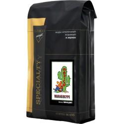 Кофе в зёрнах Мексика МАРАГОДЖИП, 1 кг