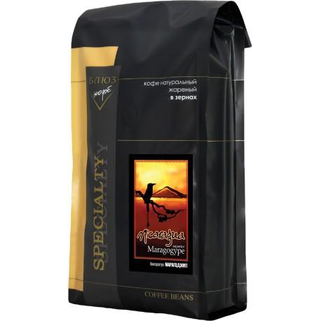 Кофе в зёрнах Никарагуа МАРАГОДЖИП, 1 кг