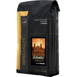 Кофе в зёрнах Колумбия МАРАГОДЖИП, 1 кг
