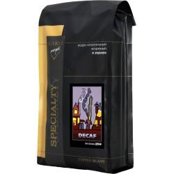 Кофе без кофеина в зёрнах ДЕКАФ, 1 кг