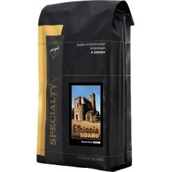 Кофе в зёрнах Эфиопия СИДАМО, 1 кг