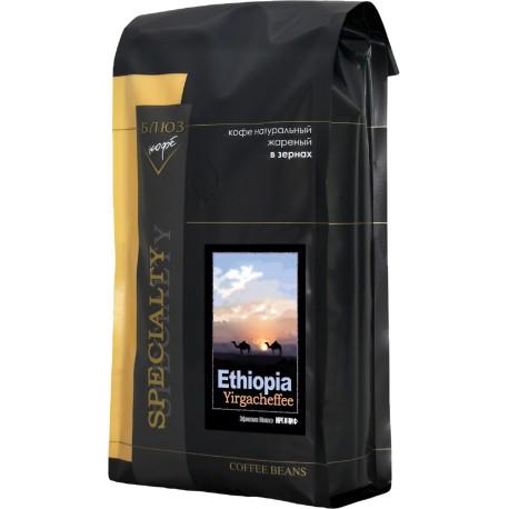 Кофе в зёрнах Эфиопия ИРГАЧИФ, 1 кг