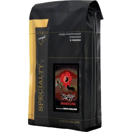 Кофе в зёрнах Индонезия СУМАТРА МАНДЕЛИНГ, 1 кг