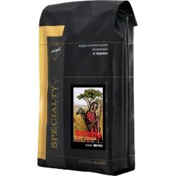 Кофе в зёрнах Танзания КИБУ ЧАГА, 1 кг