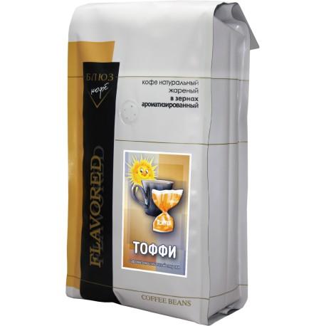Ароматизированный кофе в зёрнах ТОФФИ, 1 кг