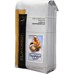 Ароматизированный кофе в зёрнах СЛИВОЧНЫЙ ДЖО, 1 кг
