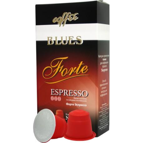 Кофе в капсулах Форте (10 шт)