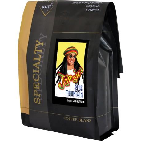 Кофе в зёрнах Ямайка БЛЮ МАУНТИН, 500 г