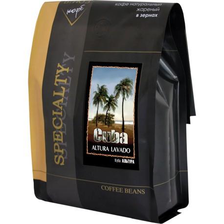 Кофе в зёрнах Куба АЛЬТУРА, 500 г