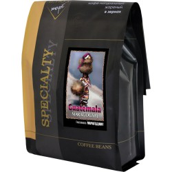 Кофе в зёрнах Гватемала МАРАГОДЖИП, 500 г