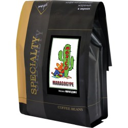 Кофе в зёрнах Мексика МАРАГОДЖИП, 500 г