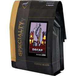 Кофе без кофеина в зёрнах ДЕКАФ, 500 г