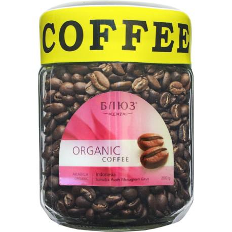 Органический кофе в зёрнах Индонезия СУМАТРА АЧЕХ МЕНАГРИН ГАЙО, 200 г