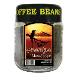 Кофе в зёрнах Никарагуа МАРАГОДЖИП, 150 г