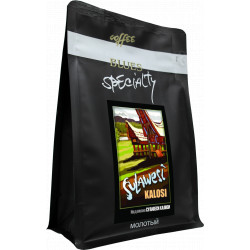 Кофе молотый Индонезия СУЛАВЕСИ КАЛОСИ, 200 г