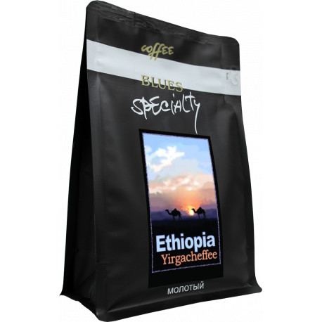 Кофе молотый Эфиопия ИРГАЧИФ, 200 г