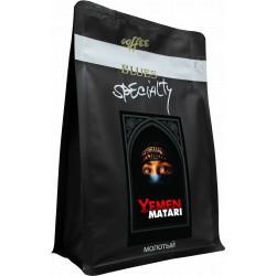 Кофе молотый Йемен МОКА МАТАРИ, 200 г