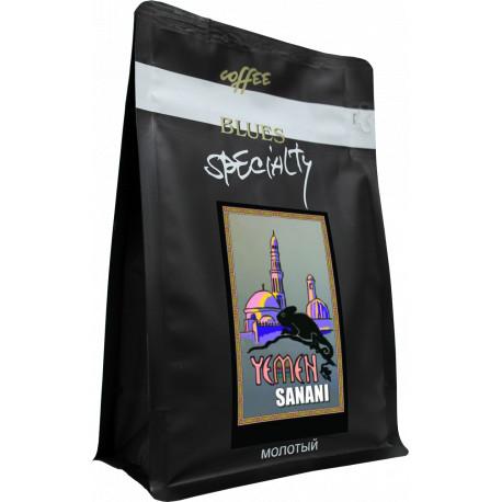 Кофе молотый Йемен МОКА САНАНИ, 200 г