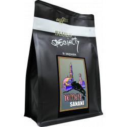 Кофе в зёрнах Йемен МОКА САНАНИ, 200 г