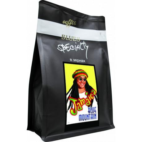 Кофе в зёрнах Ямайка БЛЮ МАУНТИН, 200 г