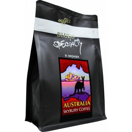 Кофе в зёрнах Австралия СКАЙБЕРИ, 200 г