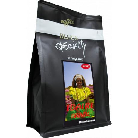 Кофе в зёрнах Бразилия ИБАИРИ, 200 г