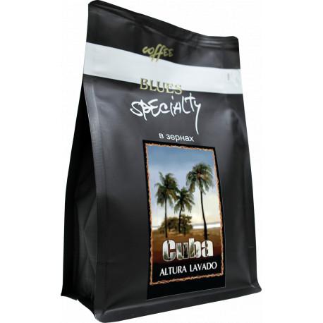 Кофе в зёрнах Куба АЛЬТУРА, 200 г