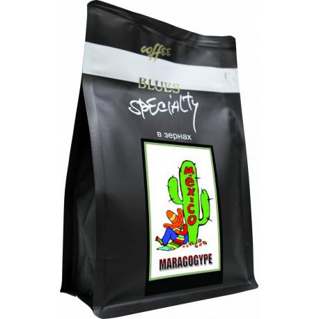 Кофе в зёрнах Мексика МАРАГОДЖИП, 200 г