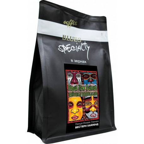 Кофе в зёрнах Папуа - Новая Гвинея, 200 г
