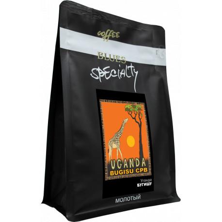 Кофе молотый Уганда Бугишу, 200 г