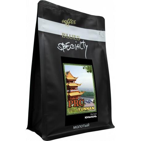 Кофе молотый Китай Юньнань, 200 г
