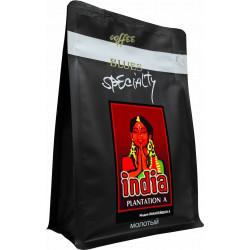 Кофе молотый Индия ПЛАНТЕЙШЕН А, 200 г