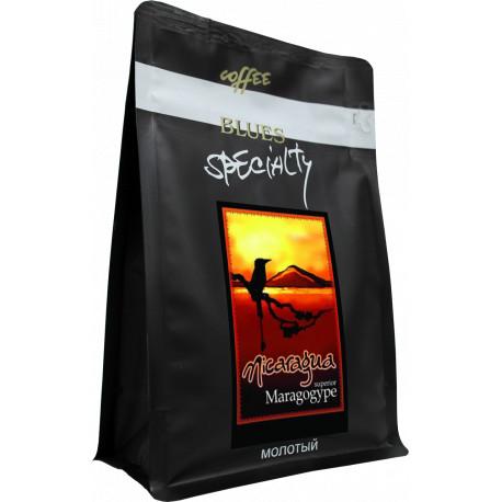 Кофе молотый Никарагуа МАРАГОДЖИП, 200 г