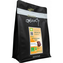 Органический кофе молотый Мексика, 200 г