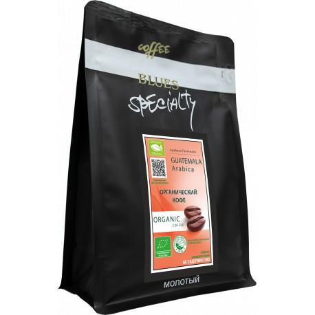 Органический кофе молотый Гватемала, 200 г