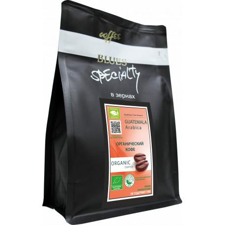 Органический кофе в зёрнах Гватемала, 200 г
