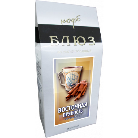 Ароматизированный кофе молотый ВОСТОЧНАЯ ПРЯНОСТЬ, 200 г
