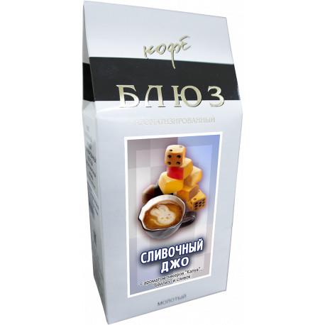 Ароматизированный кофе молотый СЛИВОЧНЫЙ ДЖО, 200 г