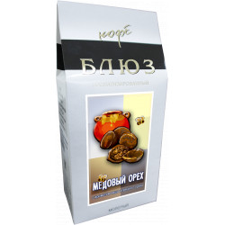 Ароматизированный кофе молотый МЕДОВЫЙ ОРЕХ, 200 г