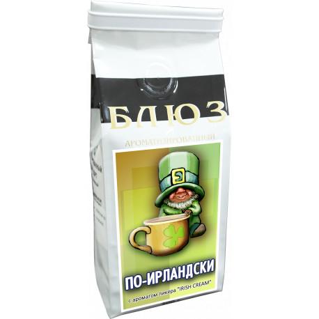 Ароматизированный кофе в зёрнах ПО-ИРЛАНДСКИ, 200 г