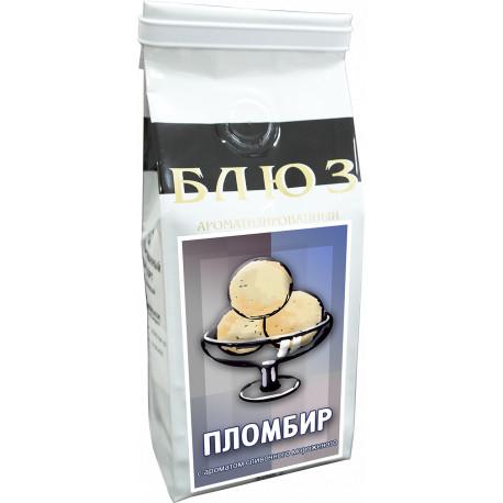 Ароматизированный кофе в зёрнах ПЛОМБИР, 200 г