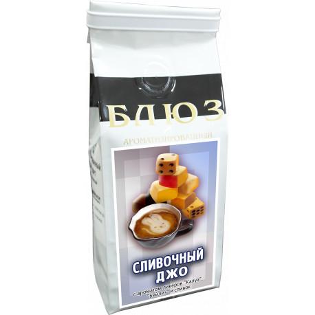 Ароматизированный кофе в зёрнах СЛИВОЧНЫЙ ДЖО, 200 г