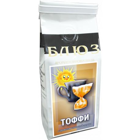 Ароматизированный кофе в зёрнах ТОФФИ, 200 г