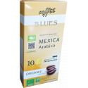 Органический кофе в капсулах Мексика (10 шт) для к/м Nespresso