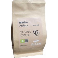 Органический кофе молотый Мексика крафт, 200 г